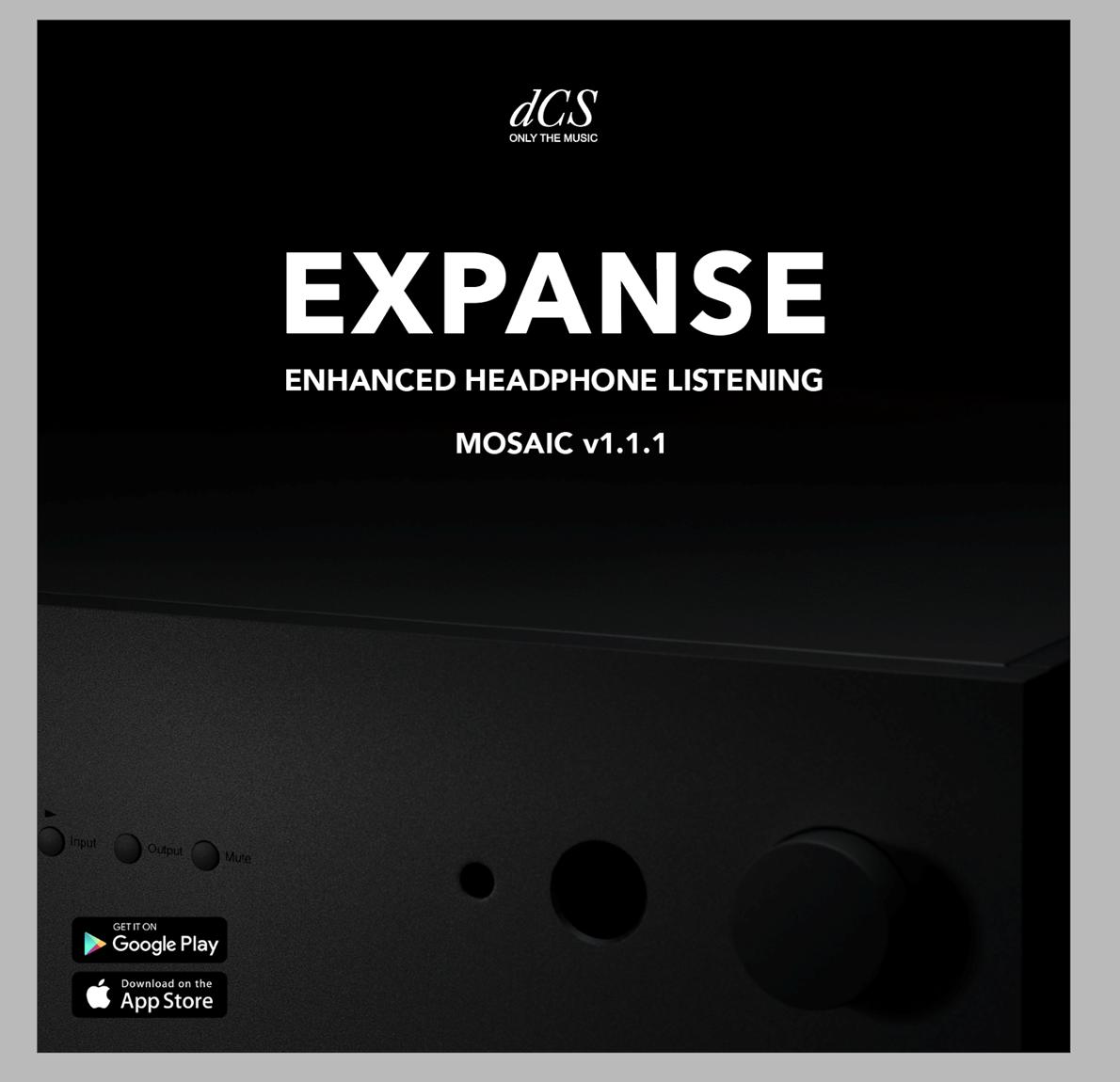 dCS Expanse